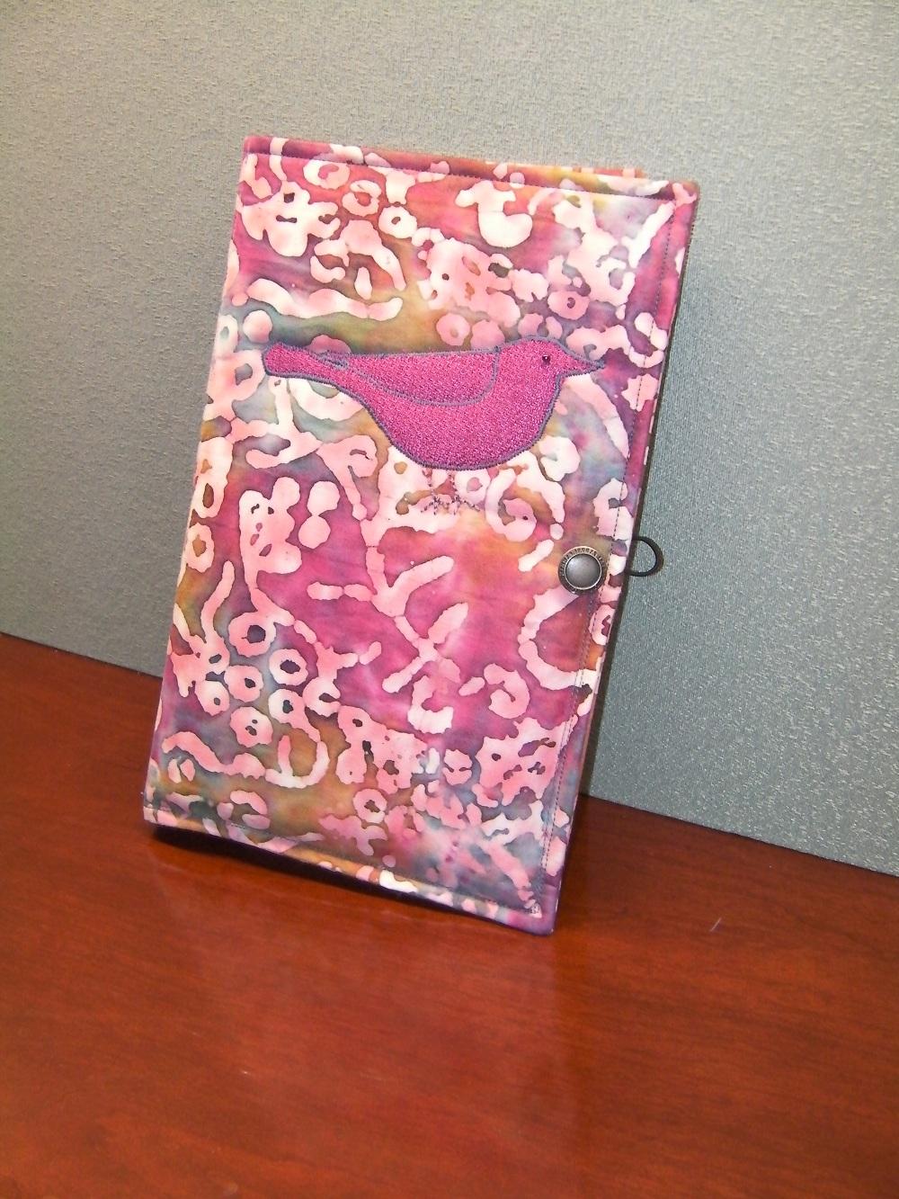 bird journal wrap