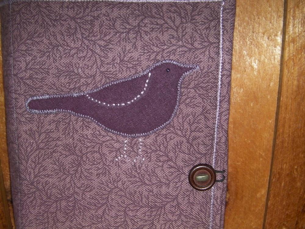 bird journal cover
