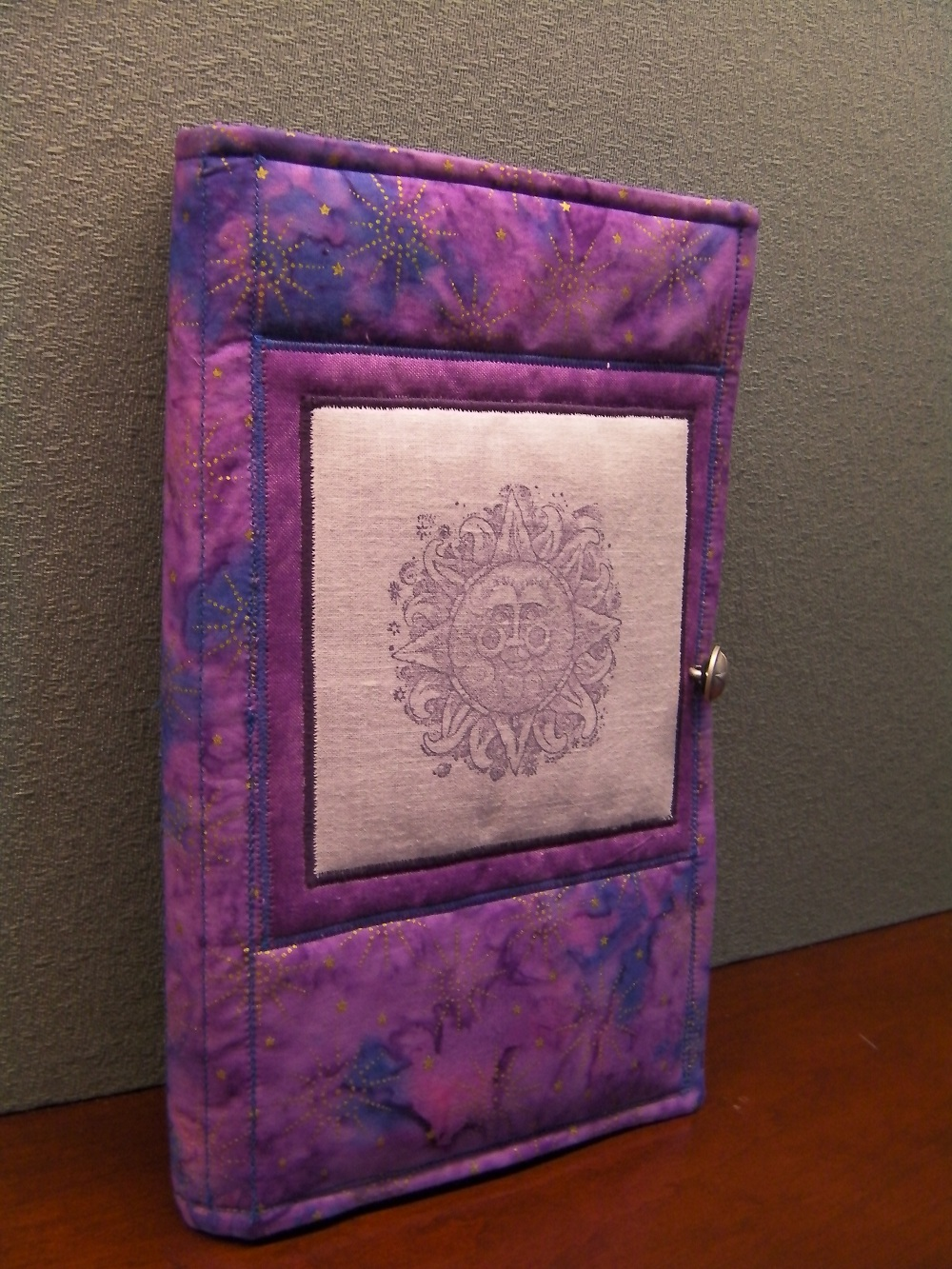 moon journal wrap