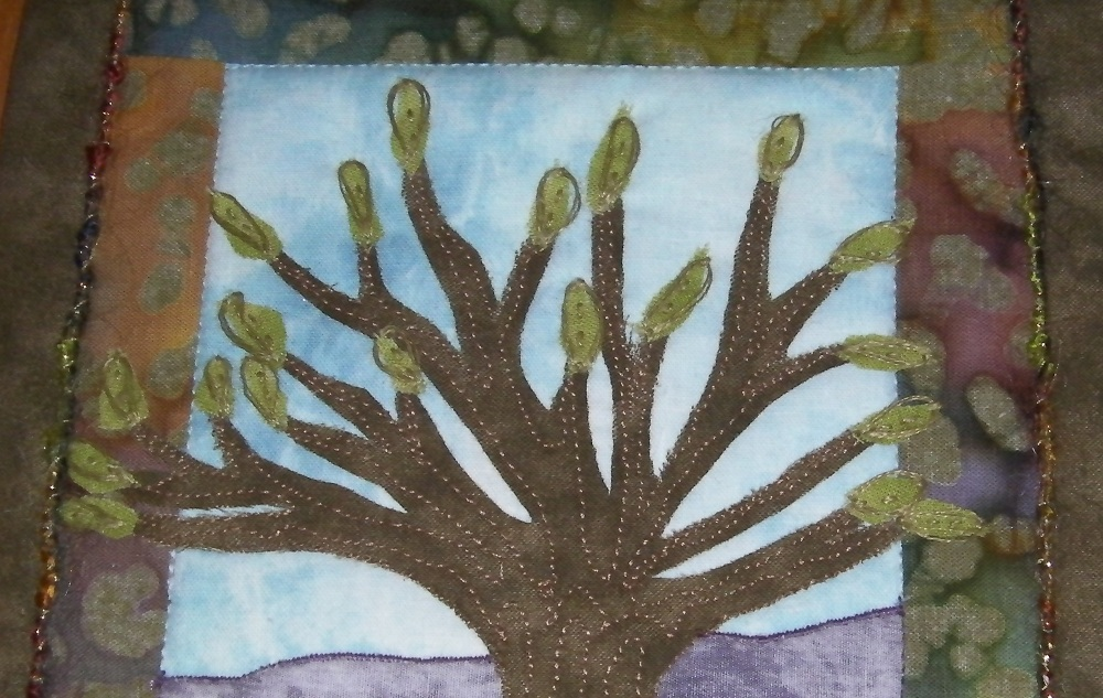 Spring Tree Wallhanging